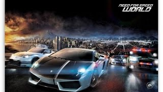 Come scaricare ed istallare Need For Speed world ITA
