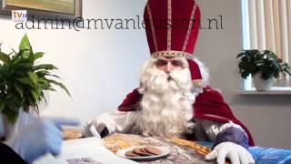 Sinterklaas (4) wil Glasvezel en Doet Een Verwoede Oproep