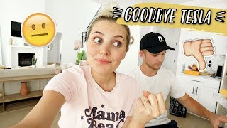 WHY WE GOT RID OF OUR NEW TESLA... + NEW CAR TOUR!