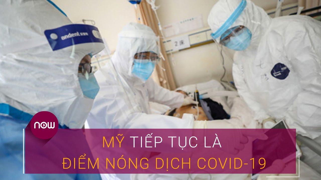 Tin tức dịch bệnh do virus Corona (Covid-19) sáng 17/7:  Mỹ vẫn là điểm nóng Covid-19 | VTC Now