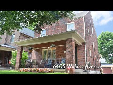6405 Wilkins Avenue, Squirrel Hill Pittsburgh Home SOLD