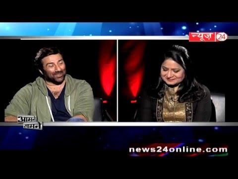 सनी देओल आमने सामने With अनुराधा प्रसाद ||Sunny Deol Aamne Samne with Anuradha Prasad