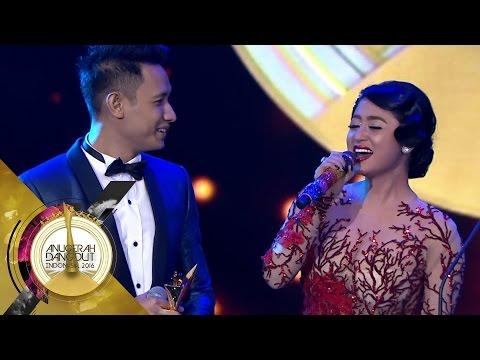 Cieee Romantisnya Dewi Perssik Nyanyi Buat Mas Tedjo (Lian Firman) -  ADI 2016 (5/12)