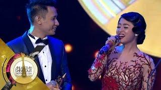 Gambar cover Cieee Romantisnya Dewi Perssik Nyanyi Buat Mas Tedjo (Lian Firman) -  ADI 2016 (5/12)