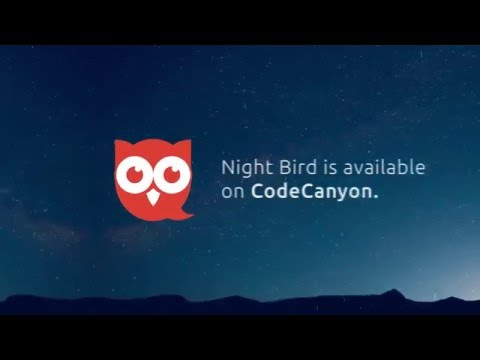 Live Chat - Night Bird 2.0 (preview)