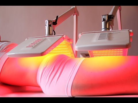 Double Handle Pdt Photodynamic Therapy Photon Led Light