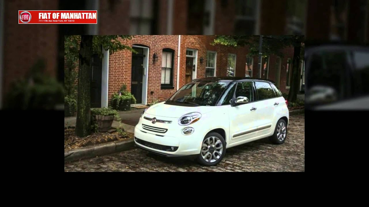 2014 fiat 500l pop safety features | fiat of manhattan nyc fiat