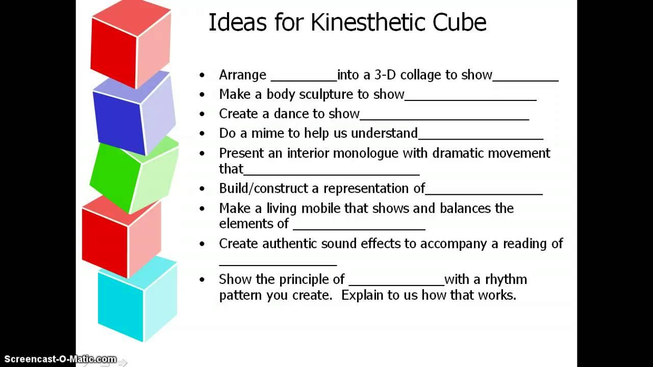Cubing Activities Youtube