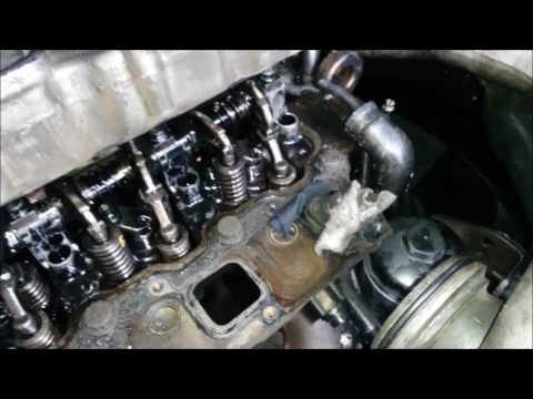 Motor Falhando e fumaça branca - Defeito colocado SURPRESA - Om924 Mercedes eletronico