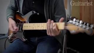 G&L Legacy Guitar Demo