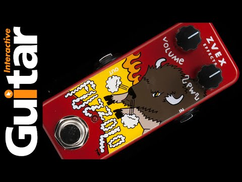 ZVEX Fuzzolo | Guitar Effects Pedal | Review