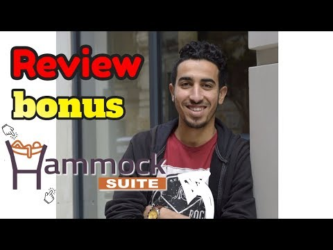 Hammock Suite Review And Bonus  Hammock Suite Review  Omg Dont Buy Without These Bonuses