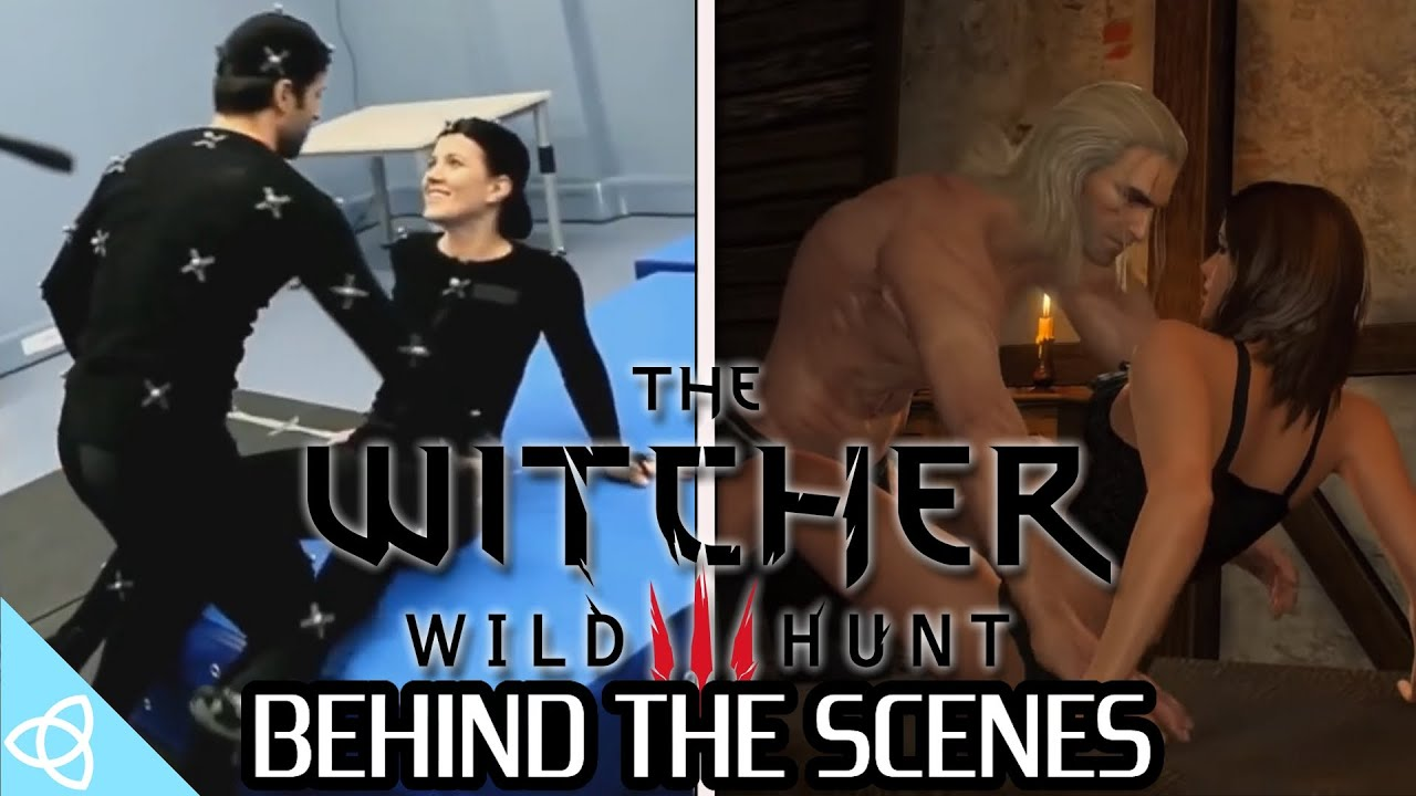Behind the Scenes - The Witcher 3: Wild Hunt [Making of] #1