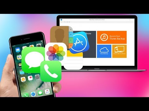 How To Recover Lost or Deleted Data From Your iPhone !