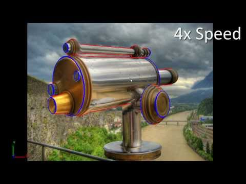 3-Sweep: Extracting Editable Objects from a Single Photo, SIGGRAPH ASIA 2013