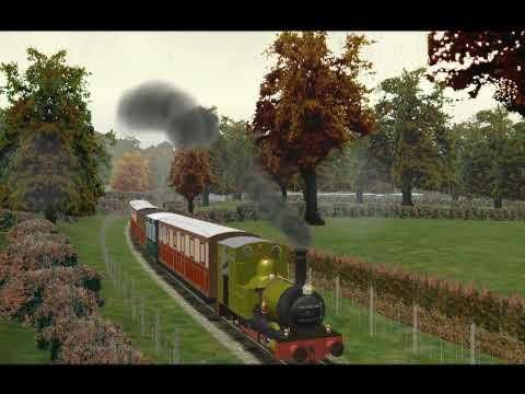 At The Railyard:  Talyllyn Railway