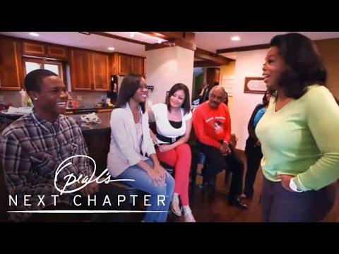 Exclusive: Gabby Douglas' First Family Interview | Oprah's Next Chapter | Oprah Winfrey Network