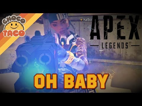 When You Get Lucky with Your Random - chocoTaco APEX Legends Gameplay