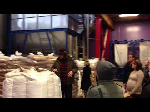 Lagunita's Brewery tour in Petaluma, CA Part 3
