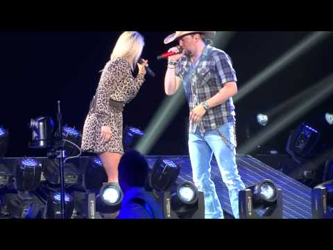 Jason Aldean And Lauren Alaina-Don't You Wanna Stay-Moline,IL