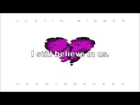 Justin Bieber Heartbreaker - OFFICIAL LYRICS VIDEO - ON SCREEN