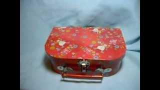 коробки картонные чемодан www.vostok.personally.ru