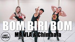 Bom Biri Bom Mr Vla Chimbala Dembow L Coreografia L Cia Art Dance