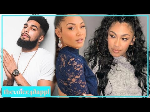 Queen Naija SHADED by Parker&39;s new boo 😳