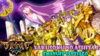Download Yakusoku No Ashita E (Saint Seiya Soul Of Gold ending) cover latino by Emanuel Santiago