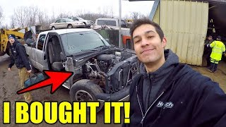 Buying a Junk Yard LS for CHEAP   Project Budget LS-T