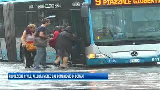 10/07/2018 - PIOGE E TEMPORALI, NUOVA ALLERTA METEO PER DOMANI
