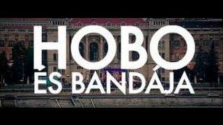 Hobo és bandája-Koncert a Műegyetem előtt 2014. október 23-án.