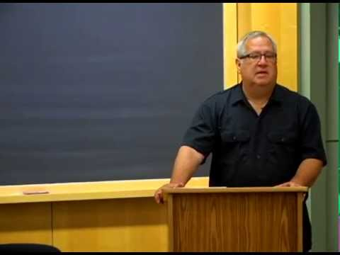 """Dinty W. Moore - """"Voice & Persona"""" - Summer Community of Writers 2014 at Chatham University"""