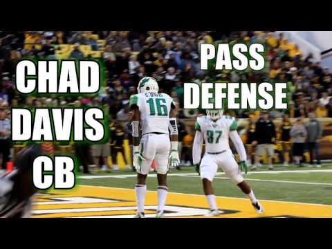CHAD DAVIS UNT CB Highlights - 2015