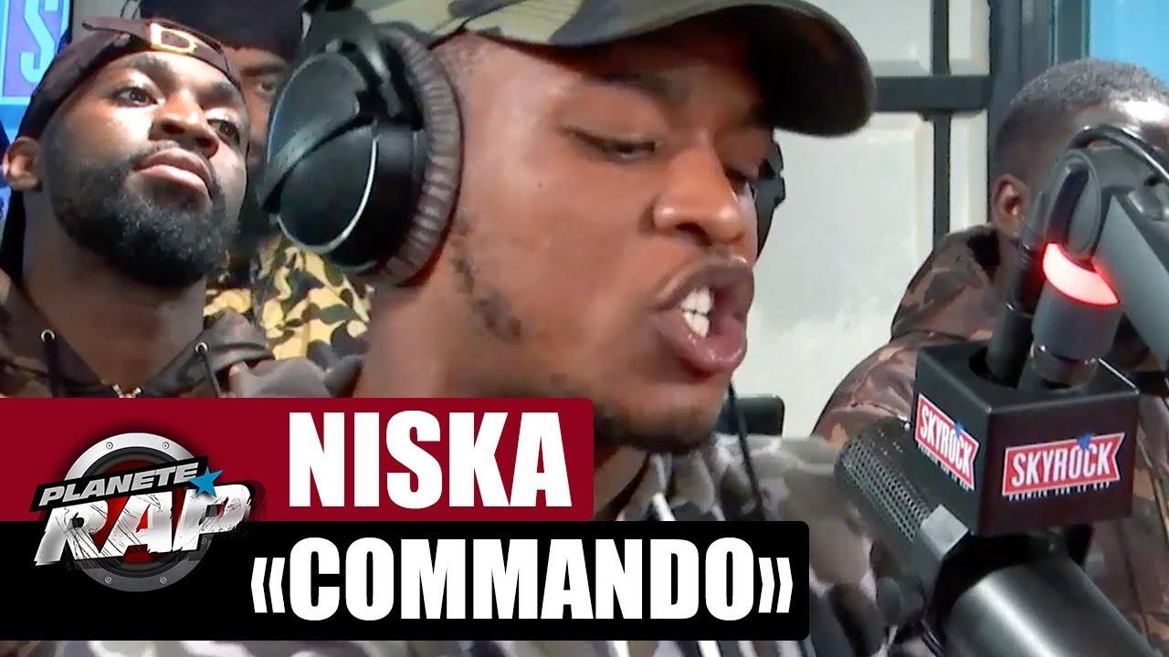 niska commando 33 rap