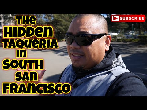 Eric B's Daily Vlogs #381 - The Hidden Taqueria in South San Francisco