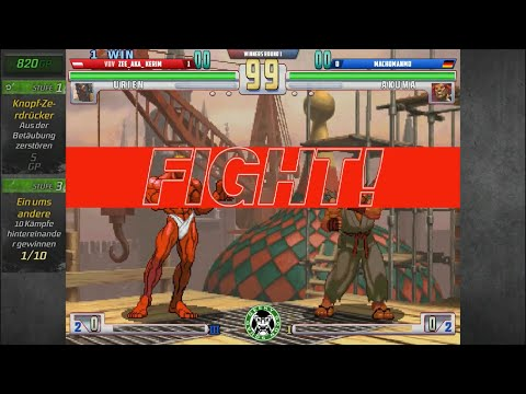 Street Fighter 3 Third Strike - Full Tournament in Germany (Pools / Top 16 / Top 8 / Grand Finals)