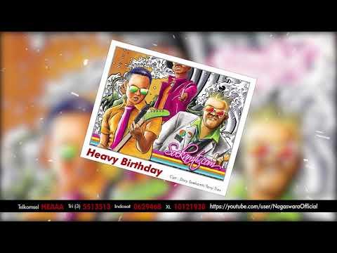Endank Soekamti - Heavy Birthday (Official Audio Video)