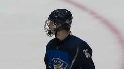 GOTTA SEE IT: Patrik Puistola scores 3 goals at U18 IIHF World Juniors