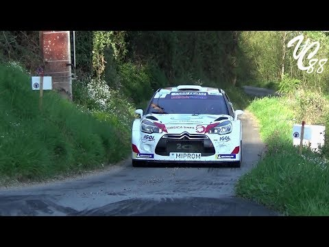 Citroën DS3 WRC - Best Of Rally Action 2018 & Pure Sound [HD]