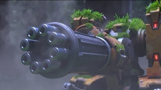 Overwatch - The Last Bastion | official cinematic trailer (2016) PS4 Yvain Gnabro