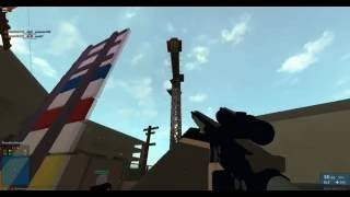 36-12 with MK11 and Colt SMG 636 | Roblox Phamton Forces EP1