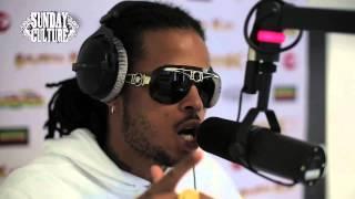 KALASH Freestyle @ Selecta Kza Reggae Radio Show 2013