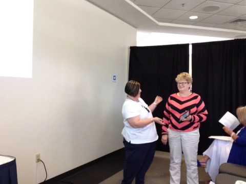 Sandy Arnold & Linda Begley - ARI Innovations Mini Grant