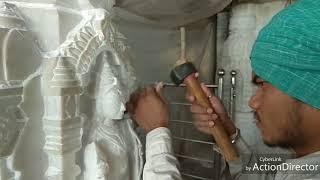 नागाणा मंदिर के पुर्ननिर्माण में गजब की कारीगरी