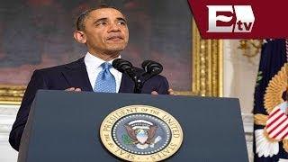 Barack Obama reacciona ante muerte de Nelson Mandela/ Nelson Mandela dies