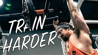 What Really Makes You Build Muscle (Train HARDER)