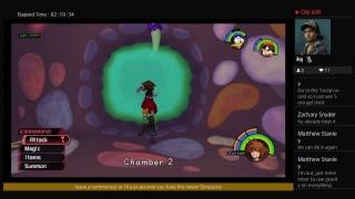 Kingdom Hearts speedrun attempt 2