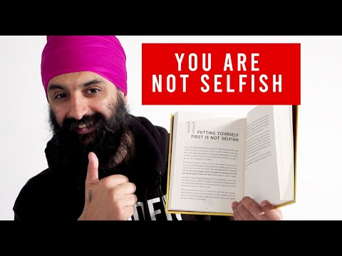 Putting Yourself First is Not Selfish Mp3