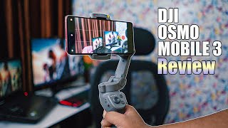 DJI OSMO MOBILE 3   Full Review and Price in India 2020